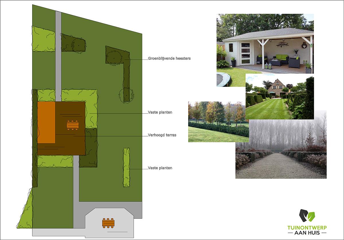 tuinontwerp aan huis uw eigen tuin in 3 stappen